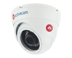 Уличная 2 Мп HD-TVI камера ActiveCam AC-TA481IR2 с ИК-подсветкой