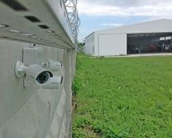 Монтаж и обслуживание системы видеонаблюдения «Афипский»