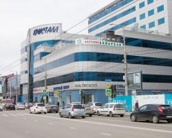 Обслуживание и ремонт автоматического паркинга ТЦ «Кристалл»