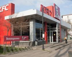 Монтаж и обслуживание системы видеонаблюдения в ресторанах быстрого питания «KFC»