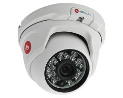 Уличная 2 Мп вандалозащищенная IP-камера ActiveCam AC-D8121IR2 с ИК-подсветкой