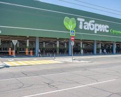 Монтаж и обслуживание автоматических паркингов сети супермаркетов «Табрис»