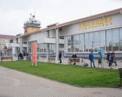 Монтаж 3-х автоматических паркингов в Аэропорте Краснодар