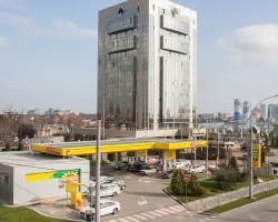 Монтаж системы видеонаблюдения на автозаправочных станциях «Роснефть»